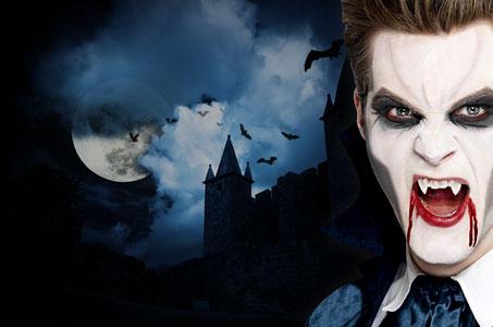Vampirkostüm – auch für Halloween erstklassig