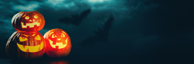 Halloween als Partythema