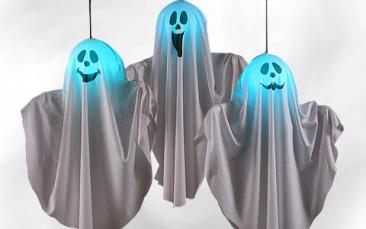 Deko für die Halloween Kinderparty