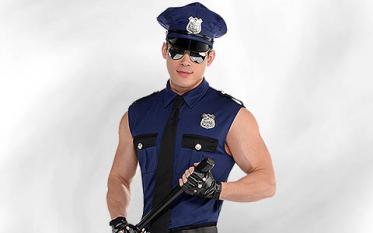 Berufe & Polizeikostüm
