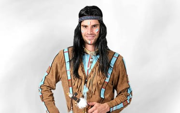 Cowboy Costumes & American Indians