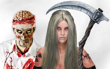 Gruselige Halloween Kostume Online Kaufen Kostumpalast