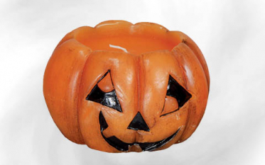 Pumpkin Decoration & Candles