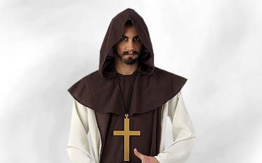 Mönche & Priester Kostüme