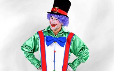 Pierrot & böse Clownkostüme