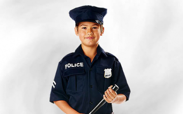 Polizei Kostüme & Uniformen