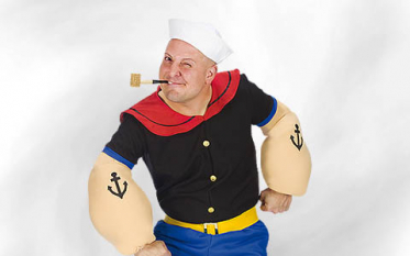 Popeye & Sailor Costumes