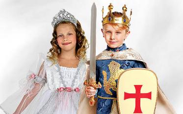 Prinzessin & Könige