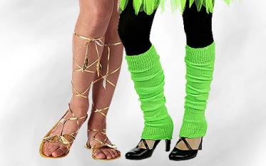 Shoe Covers & Leg Warmers