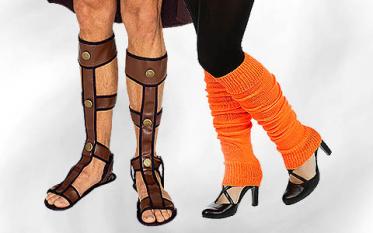 Schuhüberzieher & Beinstulpen