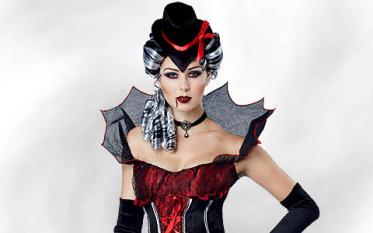 Vampire Costumes & Gothic