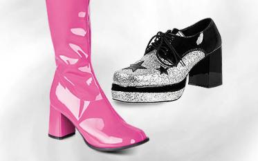 Kostüm-Schuhe