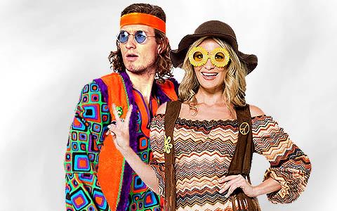 70er Hippie Party