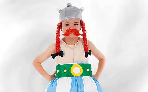Asterix & Obelix Lizenzkostüme