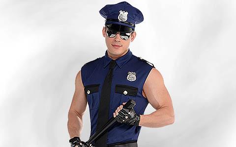 Jobs & Police Costume