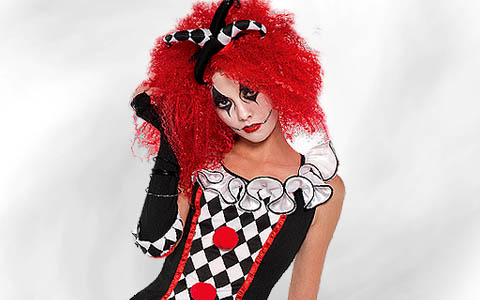 Clown Costume Women