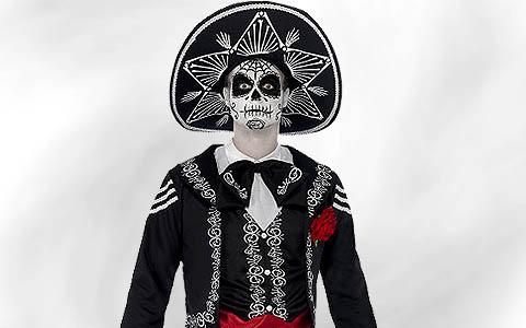 Dia de los Muertos Kostüme