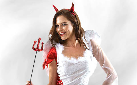 Angel & Devil Costumes Women