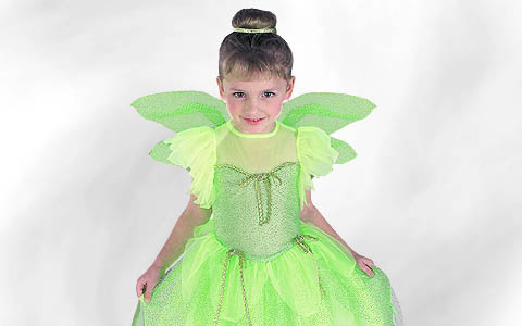 Fairies, Elves & Butterflies Costumes