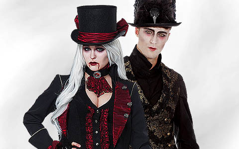 Gothic and Vampires