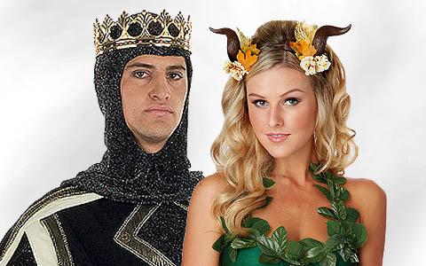 Headpieces & Crowns