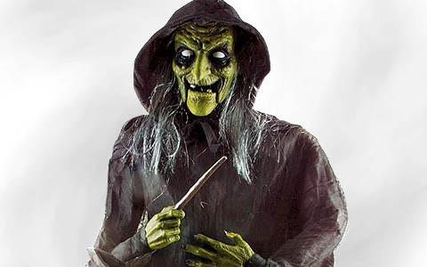 Halloween Figuren lebensgroß