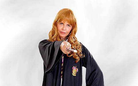 Harry Potter Damen