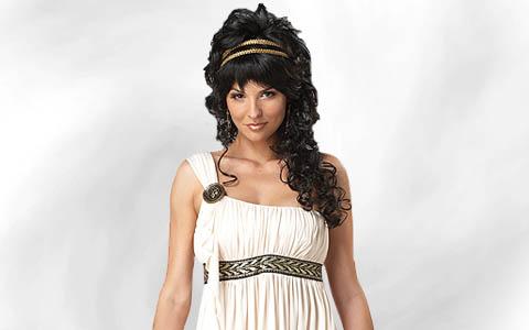 Historische Kostüme Antike
