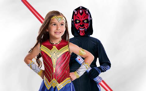 Markenkostüme für Kids