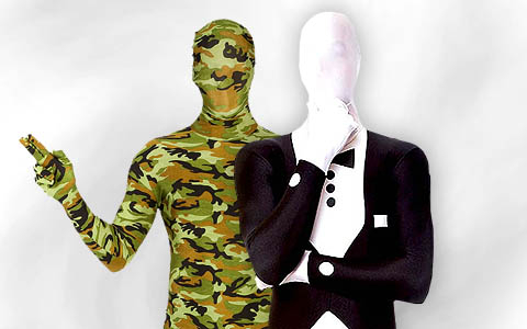 Morphsuits and Co.