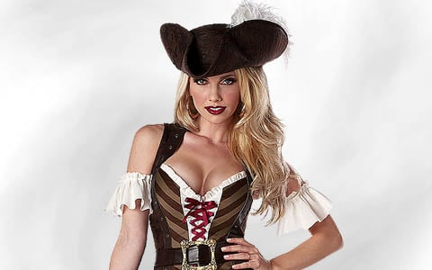 Pirate Costume Women