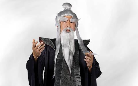 Samurai & Chinese Kostüm