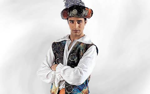 Sheik Costume & Orient