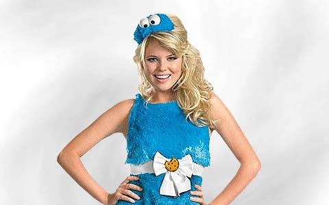 Sesamstraße Kostüme