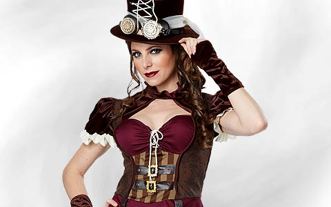 Steampunk Women