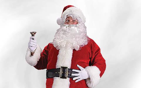 Weihnachtsmann Kostüme