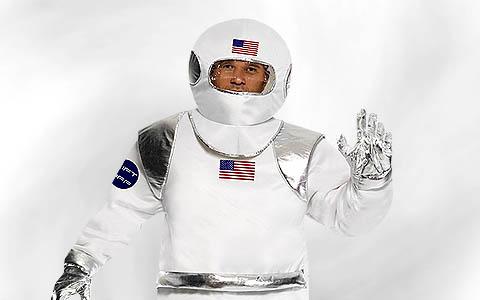 Weltraum Kostüme