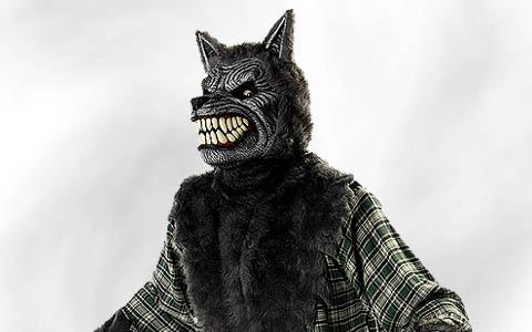 Wolf & Werwolf Kostüm