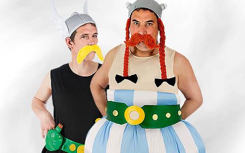 Asterix & Obelix Kostüme