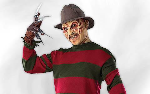Horrorfilm Kostüme