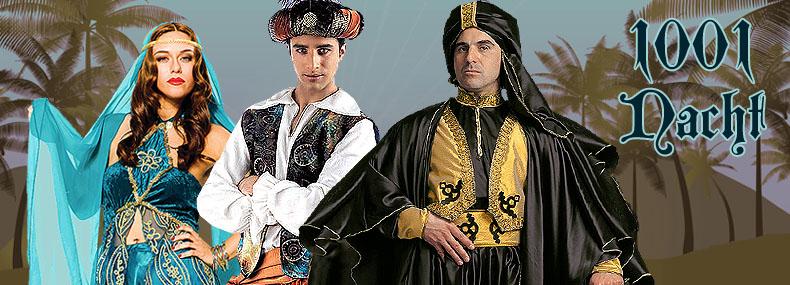 1001 Nacht Orientalische Kostume Von Kostumpalast De
