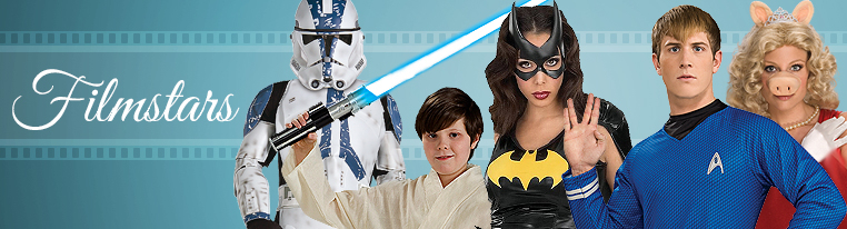 Filmstars und Helden Harry Potter Star Wars Trek Filmkostüme Comic Karnevalskostüme