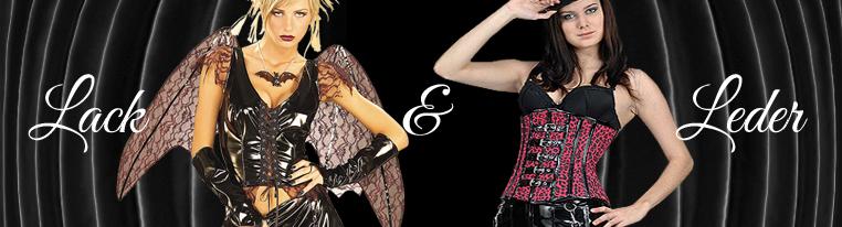 Lack Leder Kunstleder Lackkostüme Lackstoff Sexy Fetisch Verkleidung Karnevalskostüme