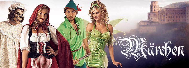 Märchenkostüme Zum Karneval Auf Kostümpalastde