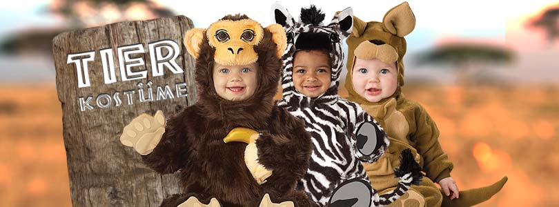 Tierkostume Kinder In Grosser Vielfalt Auf Kostumpalast De