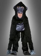 Gorilla Kostüm Tierkostüm