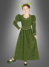 Prinzessin Fiona SHREK Kinderkostüm