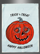 Trick-or-Treat Bag Pumpkin