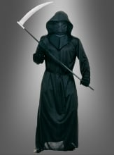 Executioner Black Mesh Robe