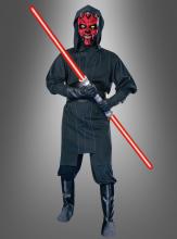 STAR WARS Darth Maul Kostüm Maske & Robe Erwachsene